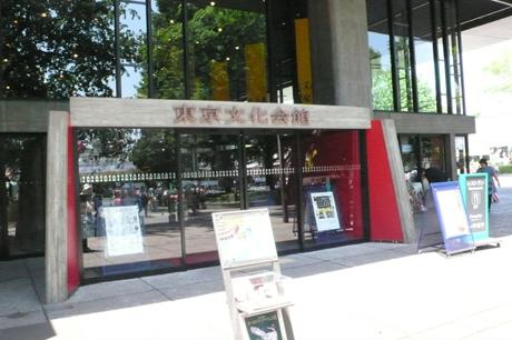 東京文化会館さんへ行って来ました。