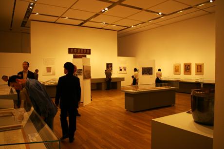 東京藝術大学創立百二十周年記念「岡倉天心 -芸術教育の歩み-」内覧会