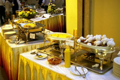 食べ放題ランチに挑む漢の物語@ラ・ベルオーラム