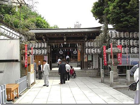 よいよスタート!下谷神社大祭