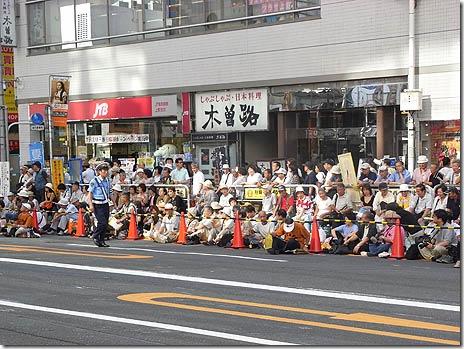 うえの夏まつりパレードレポート(後編)