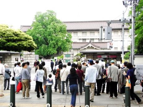 5月16日:東京国立博物館「阿修羅展」混雑レポート