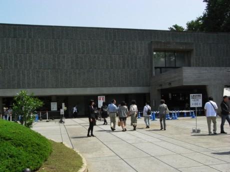 5月9日: 国立西洋美術館「ルーヴル美術館展」レポート