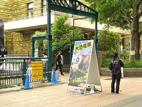 5月13日: 美術館混雑レポート!大恐竜展
