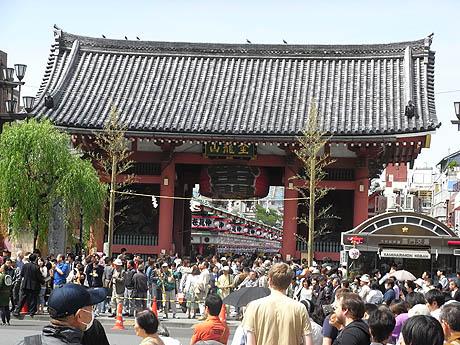 2009年 浅草・三社祭レポート!~初日~
