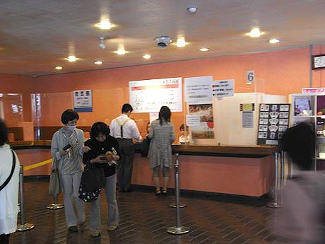空いては居るが人気が出そうな「日本の美術館名品展」