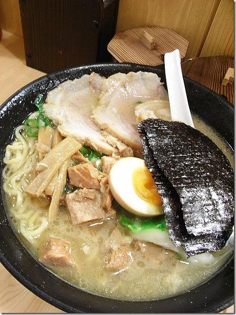 豚骨醤油ラーメン 琢丸 オープン@御徒町