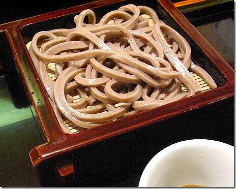 東京五つ星蕎麦!@吉仙【御徒町】