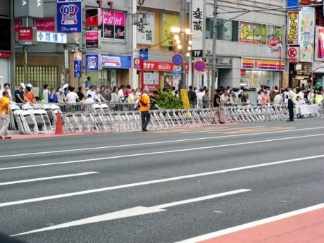 2009年うえの夏まつりパレードを見てきた!