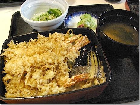 ぶり塩焼き定食で健康ランチ@魚昇【浅草】