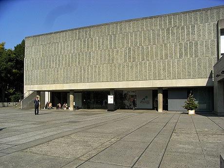 国立西洋美術館の様子