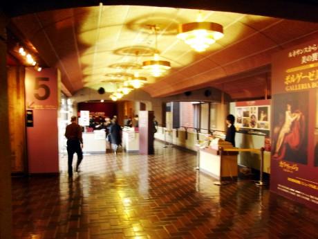 ボルゲーゼ美術館展 - 入り口