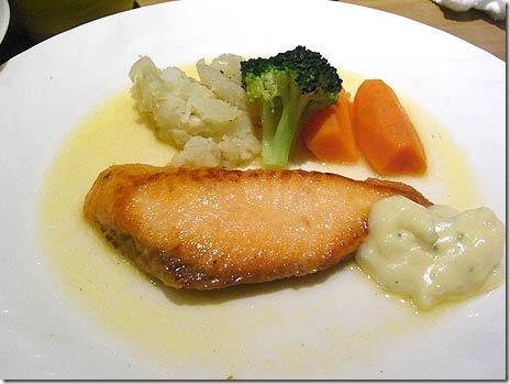 洋食はぎわらで、とんかつランチ@浅草