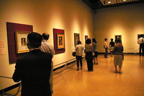 イタリアを代表するナポリ・カポディモンテ美術館展 プレス内覧会
