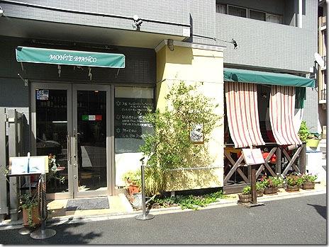 三ツ星レストランの味@モンテ・ビアンコ 浅草