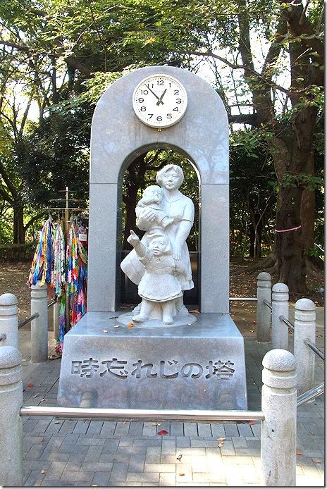 時忘れじの塔@上野公園