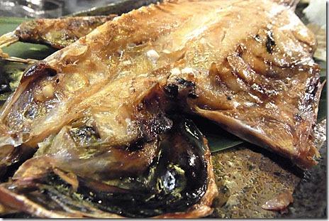 焼き魚では何が好き?@ひもの屋 上野アメ横店