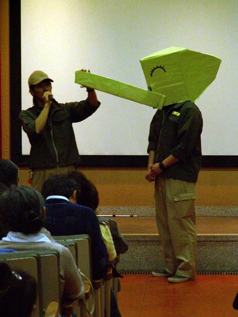 上野動物園 リレーキーパーズトーク&「コウモリ講演会」