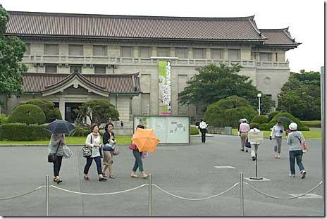 ブッダ展は日曜日で終了ですよ!&上野公園