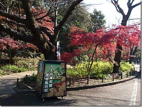 うえの華灯路 浮世絵行燈【2011/12/16日(金)~2012/2/26日(日)】