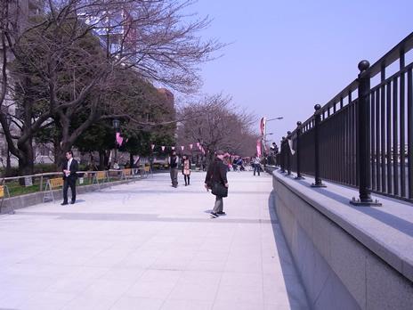 小春日和の下町散歩