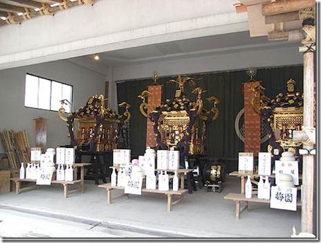 三社祭700年祭「舟渡御」54年ぶりに開催【平成24年3月17日、18日】
