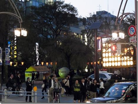 4/12(木)夜桜を楽しむ&屋台in上野公園