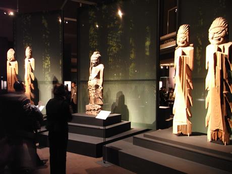 特別展「飛驒の円空展」円空の仏像に会ってきました!