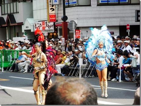 第32回浅草サンバカーニバル【2013年8月31日(土)】