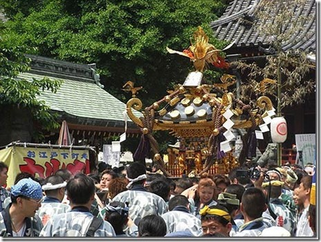 浅草神社例大祭(三社祭) 平成26年5月15日(木)~18日(日)