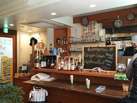 遊び心のカフェ!.Clasico(クラシコ)上野御徒町