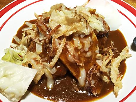 淡路島カレーを食べてきました!美の邸(上野)