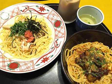 種類が多いのが嬉しい!洋麺屋 五右衛門(上野)