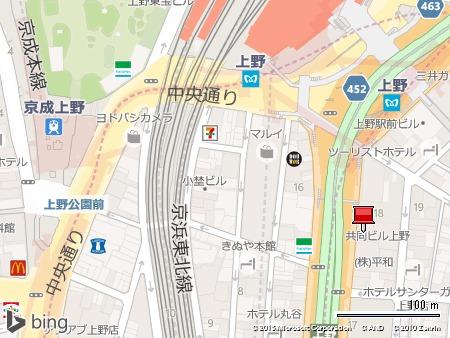 カフェクレール(東上野)の日替わりランチ