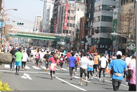 東京マラソン 2016【平成28年2月28日】