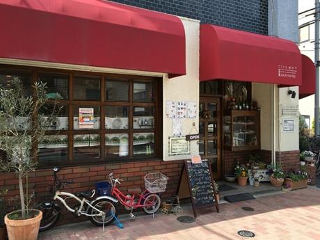 浅草観音裏の洋食屋さん|ビストロ福昇亭