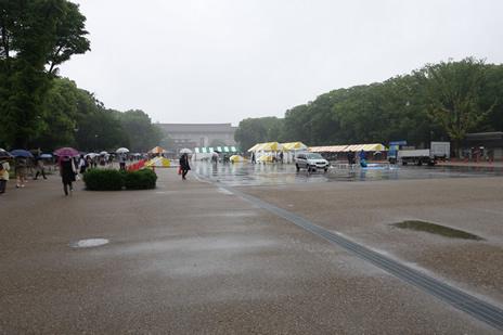 東京都美術館『生誕300年記念 若冲展』が長蛇の列。 上野公園 美術館・博物館 混雑情報他