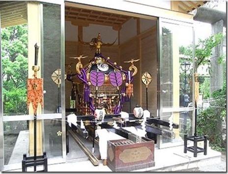 五條天神社例大祭【平成28年5月25日】