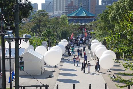 上野公園エリア『TOKYO数寄フェス』が10/21日(金)から始まります。 上野公園 美術館・博物館 混雑情報他
