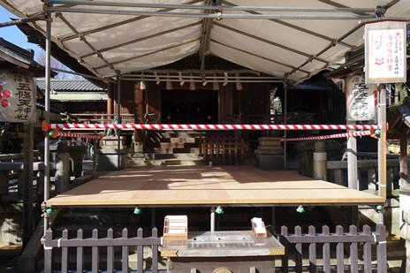 五條天神社『うけらの神事』が2/3(金)に行われます。 上野公園 美術館・博物館 混雑情報他