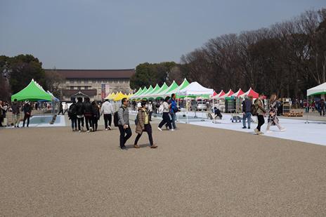 東京藝術大学大学美術館にて特別展『雪村-奇想の誕生-』が3/28(火)より開催中。 上野公園 美術館・博物館 混雑情報他