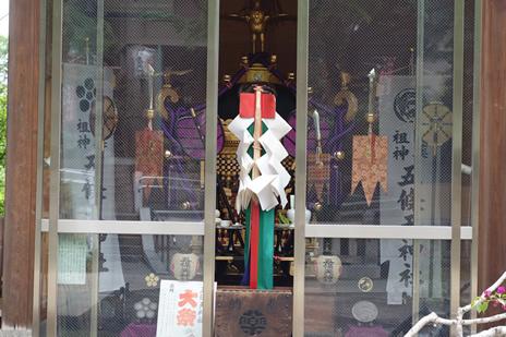 五條天神社の例大祭が5/25(木)より開催。 上野公園 美術館・博物館 混雑情報他