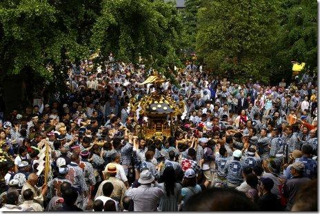 浅草神社例大祭 三社祭【平成29年5月19日(金)・20日(土)・21日(日)】