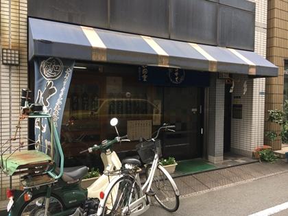 東上野のお蕎麦屋さん|そば やぶ重