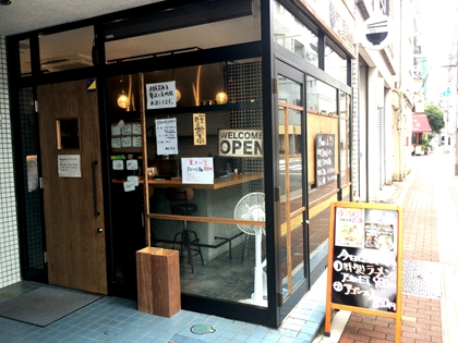 ランチ時間帯は並んでる!?|麺屋 薫堂