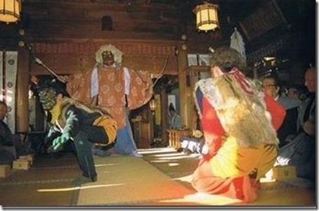 うけらの神事 上野五條天神社【2018年2月3日】