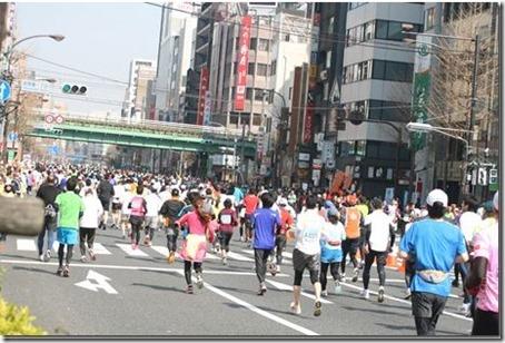 東京マラソン 2018【平成30年2月25日】