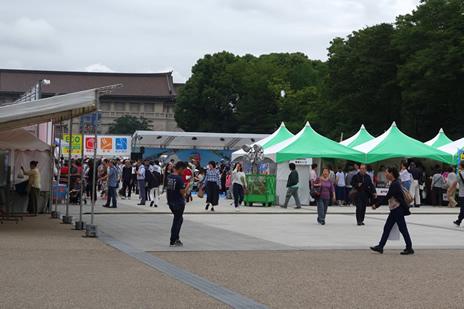 上野公園噴水前広場にて6/21(木)より「台湾フェスティバル」が開催されます。 上野公園 美術館・博物館 混雑情報他