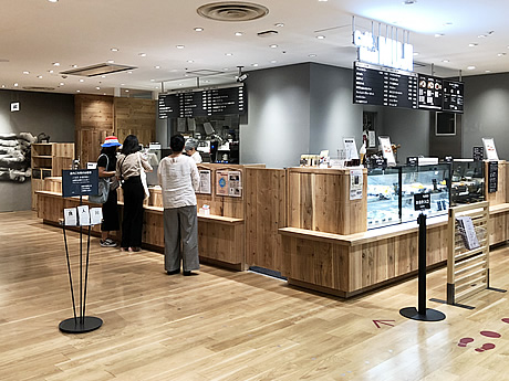 カラダに良さそうなランチ!Cafe&Meal MUJI 上野マルイ