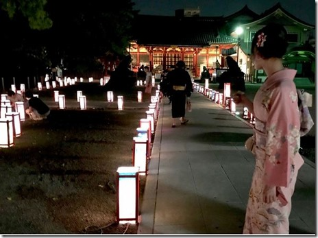 第12回 浅草燈籠祭【2018/9/15~29】